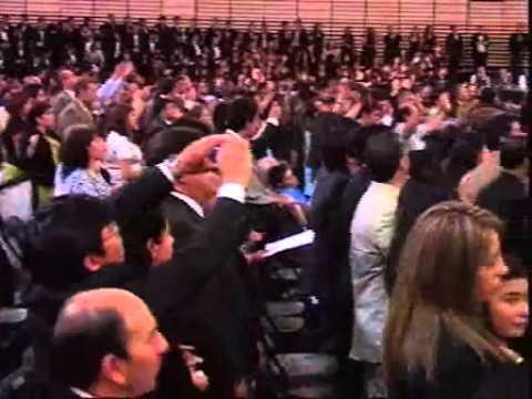 Consagrado a Ti - Coro Nacional 2011