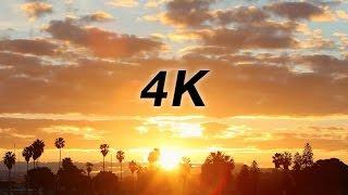 4K Sunrise Timeplase + Ancient Prayer to the Sun (1080p version)