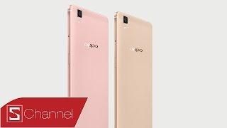 Mở hộp Oppo R7s: Thiết kế thời trang cao cấp, RAM 4GB, giá 7.99tr