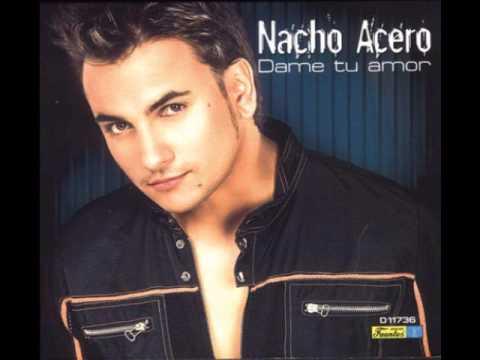 Nacho Acero te quise tanto (Salsa romantica)