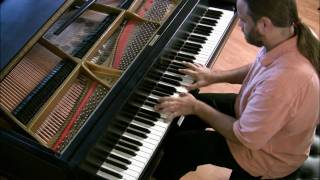 Magnetic Rag by Scott Joplin   Cory Hall, pianist-composer