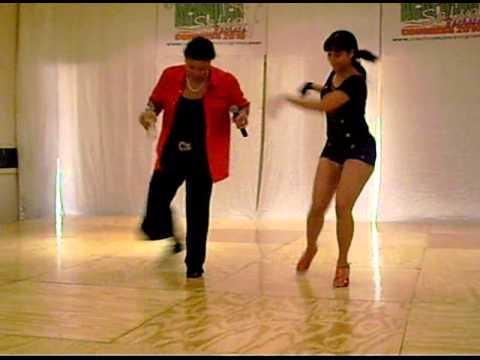 PACHANGA Eddie Torres and Grisel Ponce