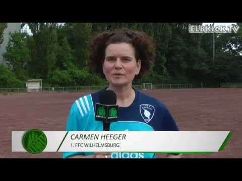 Die Top 3 Highlights mit Carmen Heeger (1. FFC Wilhelmsburg) | ELBKICK.TV