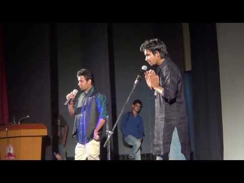 Stand Up Comedy at VIT Campus, Jaipur