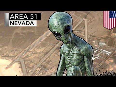 Storm Area 51: 300,000 make FB pledge to 'see them aliens' - TomoNews
