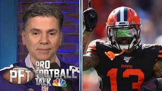 Does Odell Beckham Jr still want to play for New England Patriots? | Pro Football Talk | NBC Sports