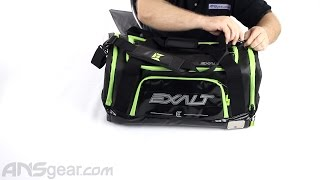 Сумка   Exalt Getaway Carry-On Duffel Bag Black/Lime