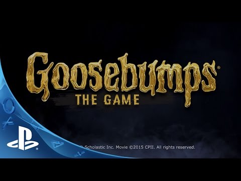 Goosebumps: The Game Trailer