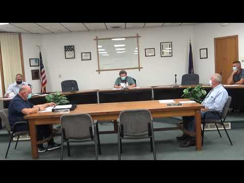 Rouses Point Village Board Meeting 10-5-20