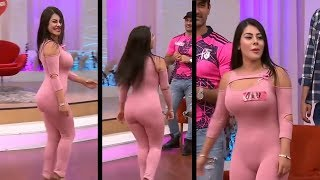 Sexy Pink Outfit   Hot Model Sexy pink out fit