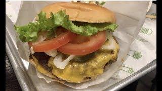 Big Mac v Shake Shack v McDonald's Signature Burger | Taste Test