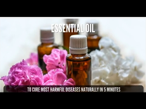 Steam Inhalation With Essential Oils(Cure Diseases In Just 5 Minutes)