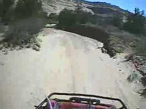 Hidden Canyon ATV Trail - Moab Utah