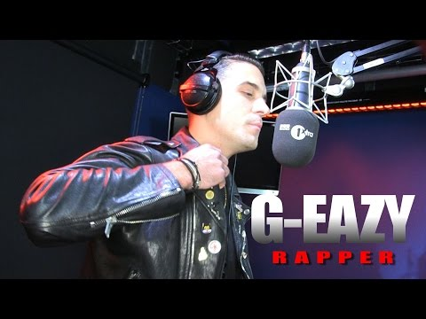 G-Eazy - Fire In The Booth (part 2)