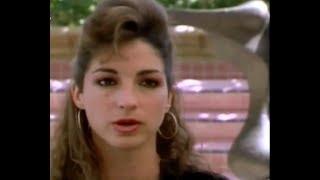 [Rare] Gloria Estefan interview 1988