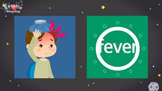 """Kids vocabulary compilation ver.2 - Words Cards starting with F, f - Repeat after """"Ting (sound)"""""""