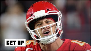 NFL players rank Patrick Mahomes No. 4 on Top 100 list | Get Up