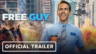 Free Guy - Official Trailer (2020) Ryan Reynolds, Taika Waititi