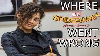Where It Went Wrong: Spider Man Homecoming