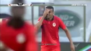 اهداف مباراة الجزيرة و عجمان دوري الاتصالات الاماراتي 15/9/2017 ...