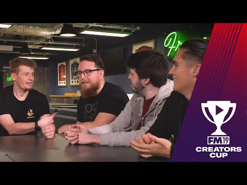 The Draft | Creators Cup Football Manager 2019 Fantasy Draft Cup