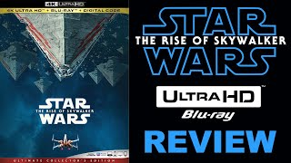 Star Wars: The Rise Of Skywalker 4K Blu-ray Review