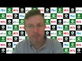 Andrew Balbirnie speaks ahead of the Ireland v England ODI series