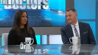 Health Questions with the Hosts of Hollywood Today Live!