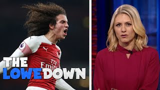 Premier League Weekend Roundup: Matchweek 23 | The Lowe Down | NBC Sports