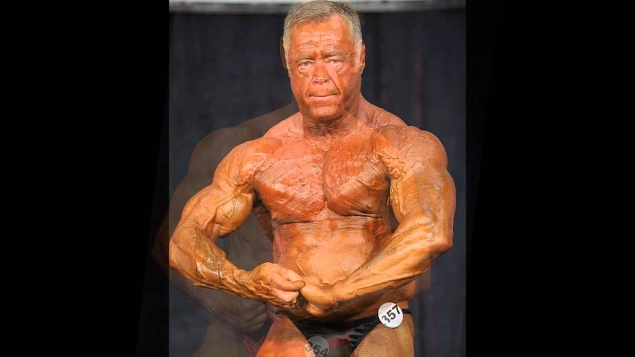 Mature Muscle 45
