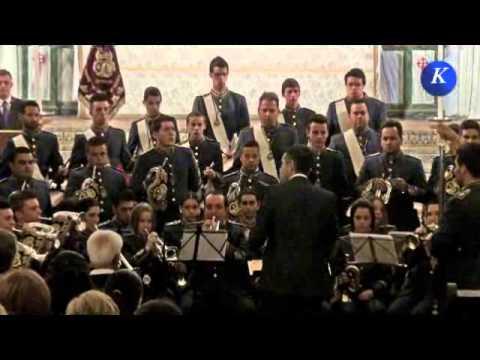 En los brazos de Dios - Banda de Cornetas y Tambores Nuestra Señora de Gracia