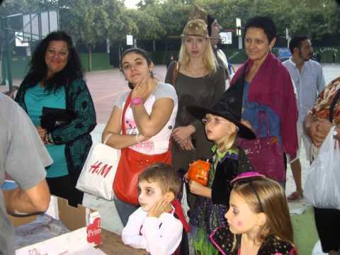 2013 Halloween en el cole