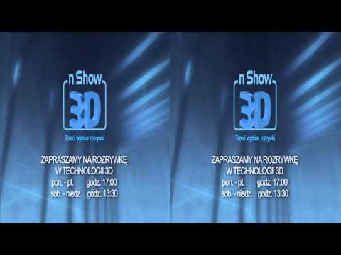 nShow 3D HD 720p - Info Card - April 2011 King Of TV Sat