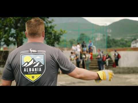 Let the Work Begin -- Albania 2016