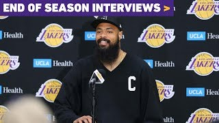 2019 End of Season Interview: Tyson Chandler