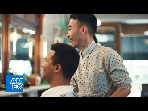 Support Local Barber Shops | Small Business Saturday® 2019 | American Express