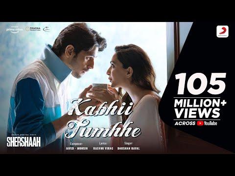 Video song 'Kabhii Tumhhe' from Shershaah - Sidharth Malhotra, Kiara Advani
