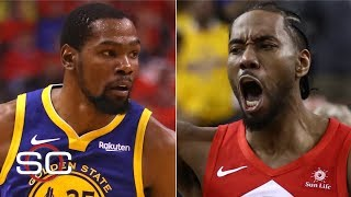 Kevin Durant, Kawhi Leonard should stay put during free agency - Seth Greenberg | SportsCenter