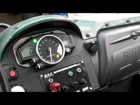1000cc R1 Yamaha Rhino Conversion