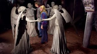 The Weeping Angels attack! | Blink | Doctor Who