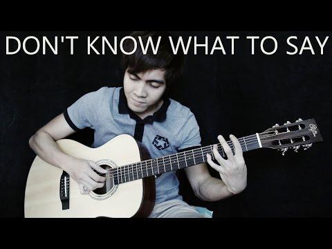 Pagdating ng panahon aiza seguerra fingerstyle guitar