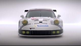 The Porsche 911 RSR