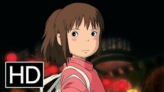 Spirited Away - Official Trailer HD