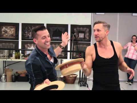 ABC 7 – Suncoast View's Joey Panek in Rehearsal for JOSEPHINE