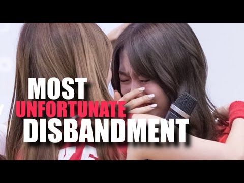 Most Unfortunate Disbandment In Kpop History with I.O.I