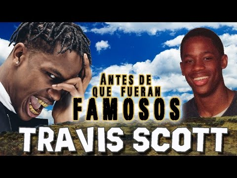 TRAVIS SCOTT - Antes De Que Fueran Famosos - GOOSEBUMPS - EN ESPAÑOL