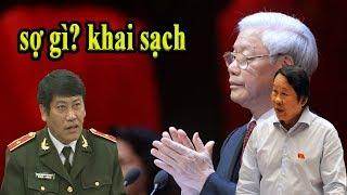 Bị ép Nghĩ hưu, Tướng Trương Giang Long tiếp lộ Nguyễn Phú Trọng đi đêm với Thân Đức Nam