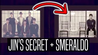BTS THEORY | JIN'S SECRET + SMERALDO | TIME TRAVEL (UPDATED)