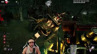 VERY SWEATY PLAGUE GAME! - Dead by Daylight!