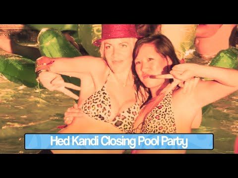 Hed Kandi Closing Pool Party at The Venetian Macao